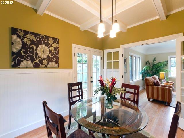 Marvelous English Home In Irvington, Portland