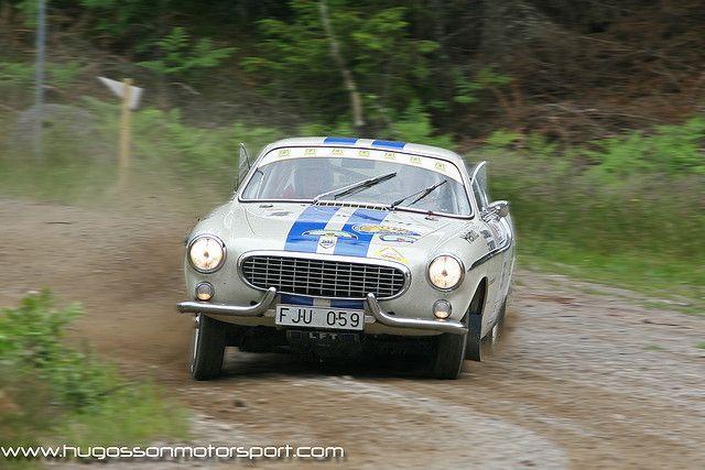P1800 - Rally, Hugosson Motorsport