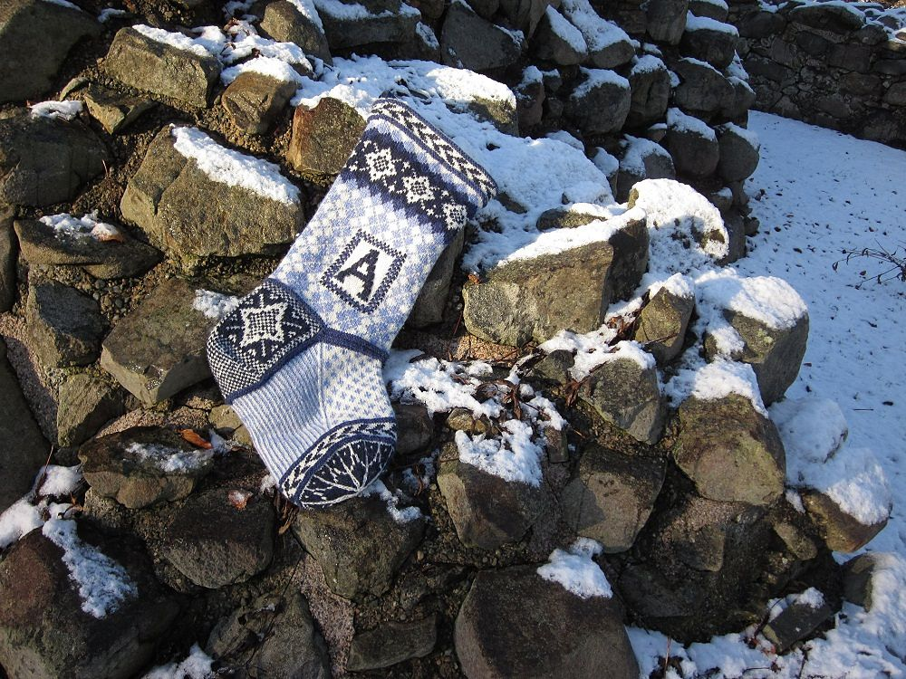 Ravelry: Christmas Scot-ing pattern by Aurélie Colas
