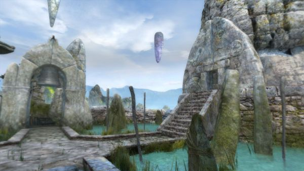 Myst Iv Revelation Serenia My Favorite Age In The Games