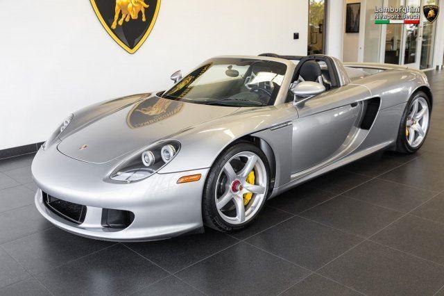 2004 Porsche Carrera Gt Number 358 For Sale At Lamborghini Newport