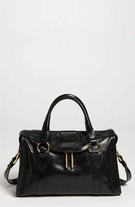 c1e39f47cb ShopStyle: MARC JACOBS 'Wellington - Small Fulton' Leather Satchel ...