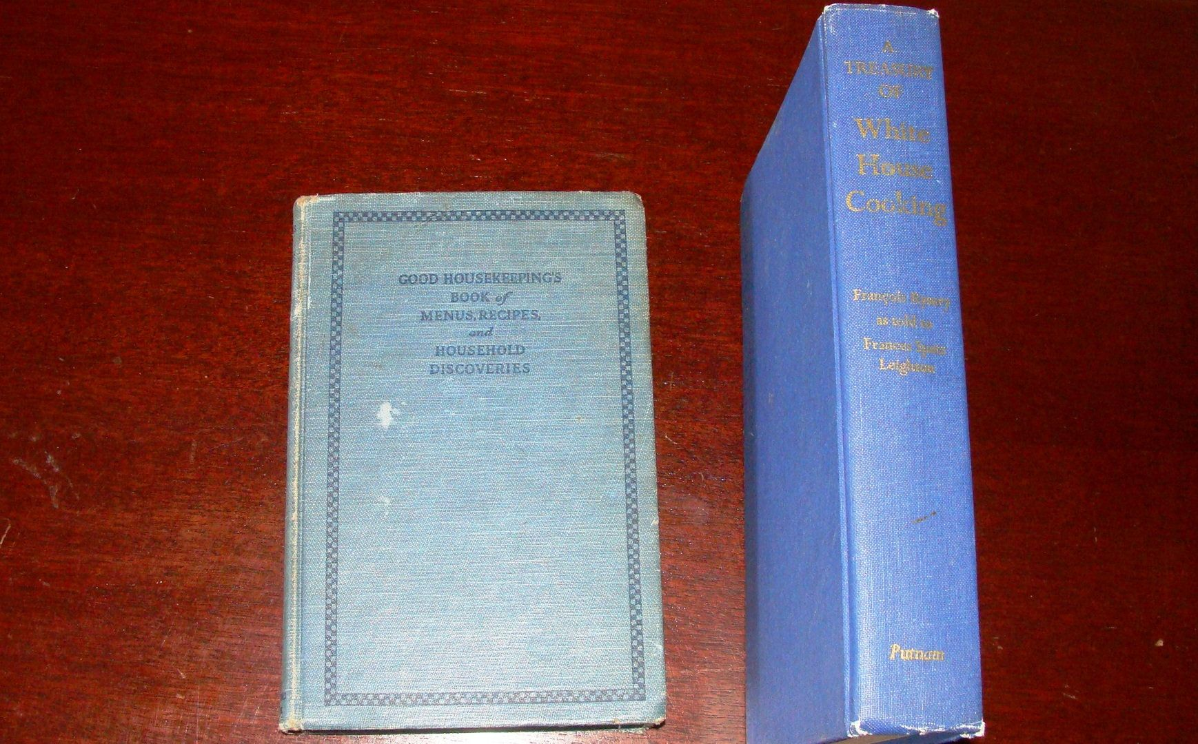 Good Housekeeping Book Of Menus Recipes Household Discovery 1926