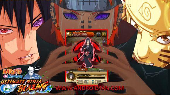 Ultimate Ninja Blazing Mod Apk v2 15 0 Mod Health Damage