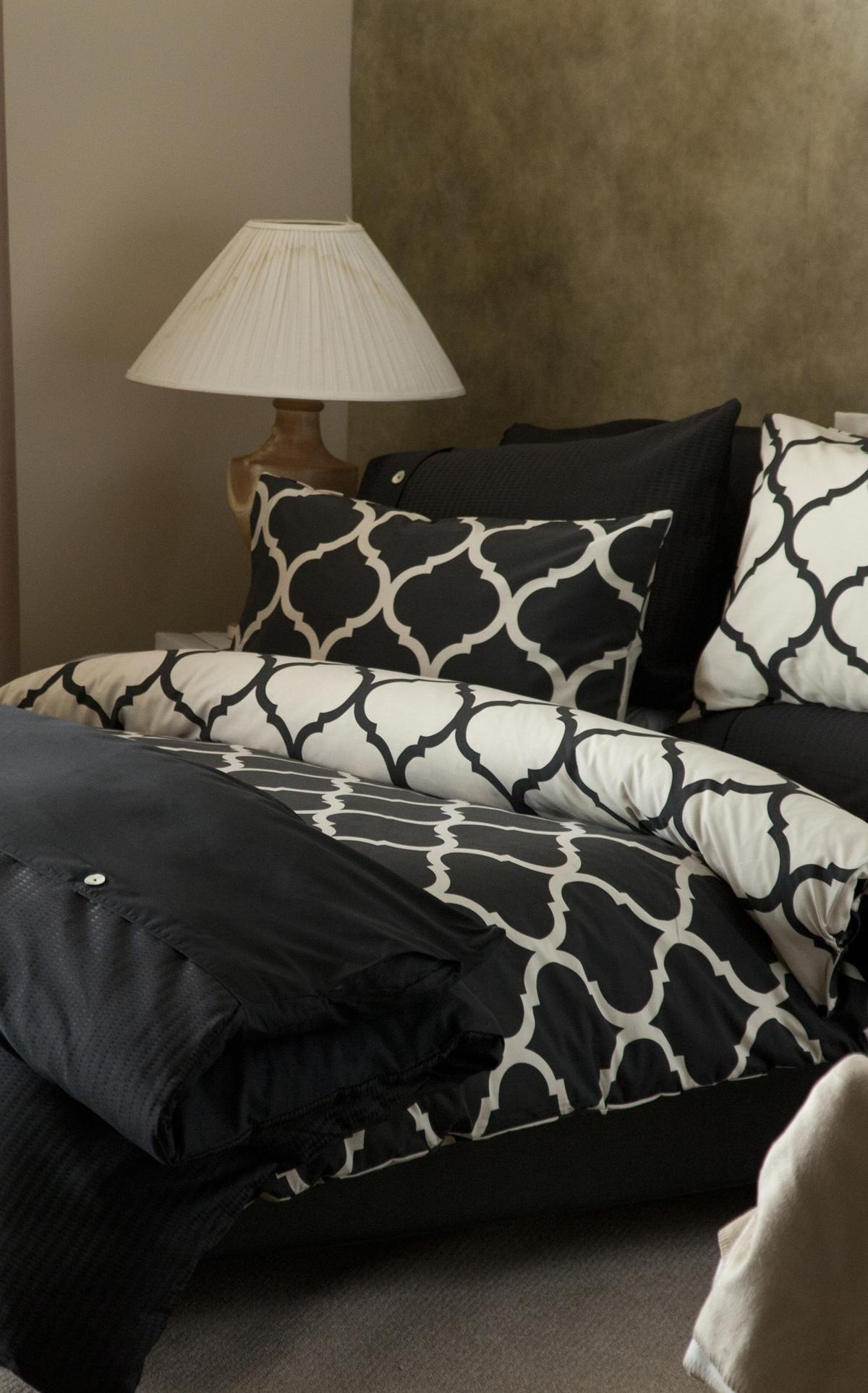 Darius 150 Poly Cotton Duvet Set Spaces Bedrooms Pinterest
