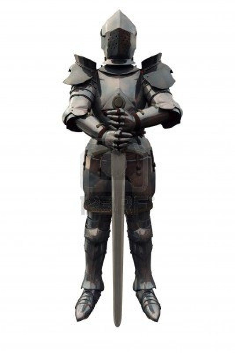 Image detail for -late Medieval Knight in Northern Italian ...