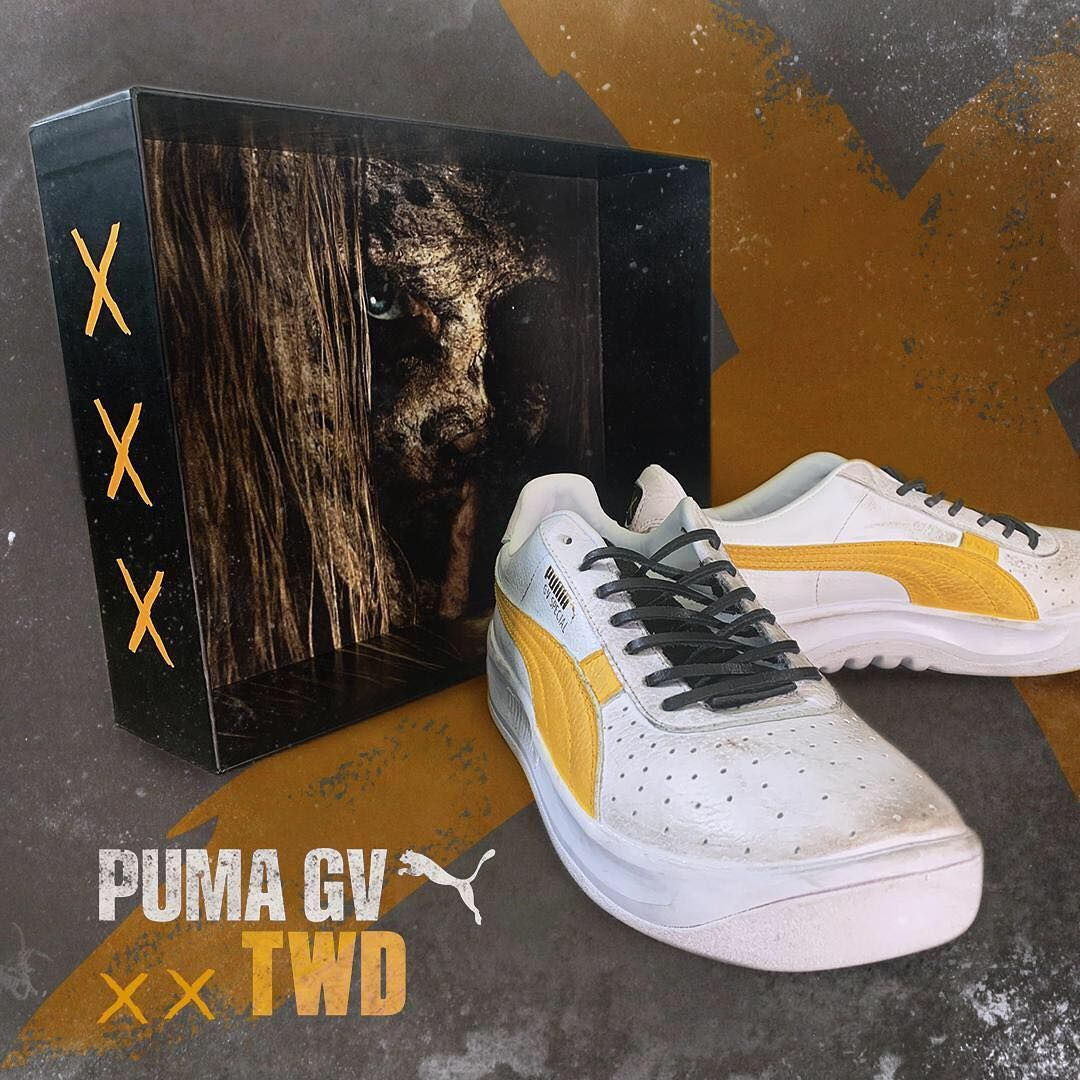 Puma GV Special #TWD sneakers