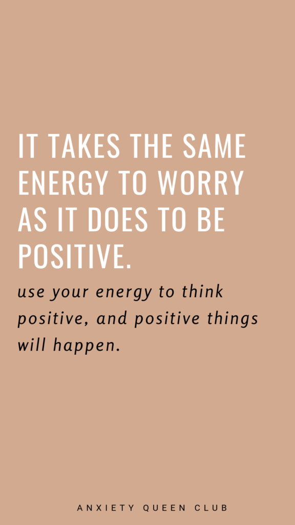 Positive Anxiety Quotes Pinterest 2