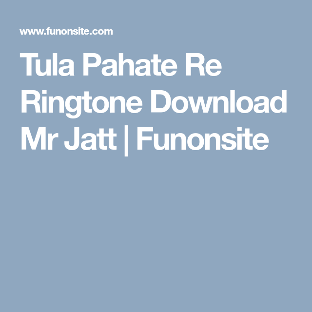 mere rashke qamar instrumental ringtone download mr jatt