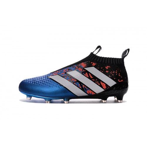 Adidas Ace FG-AG - Adidas Botas de Futbol ACE 16 Purecontrol FG AG Rojo 4dd9572643fcc