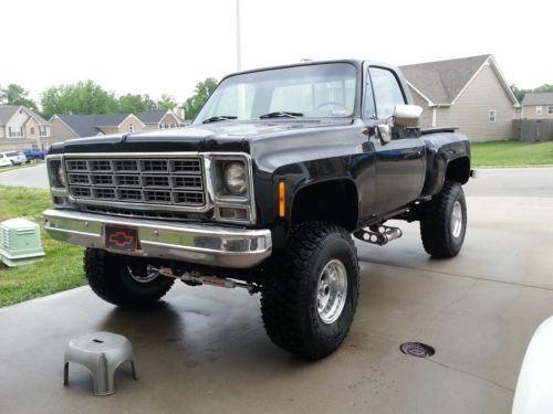 ebay 1979 chevrolet c 10 1979 chevy stepside step side truck pickup rh pinterest com