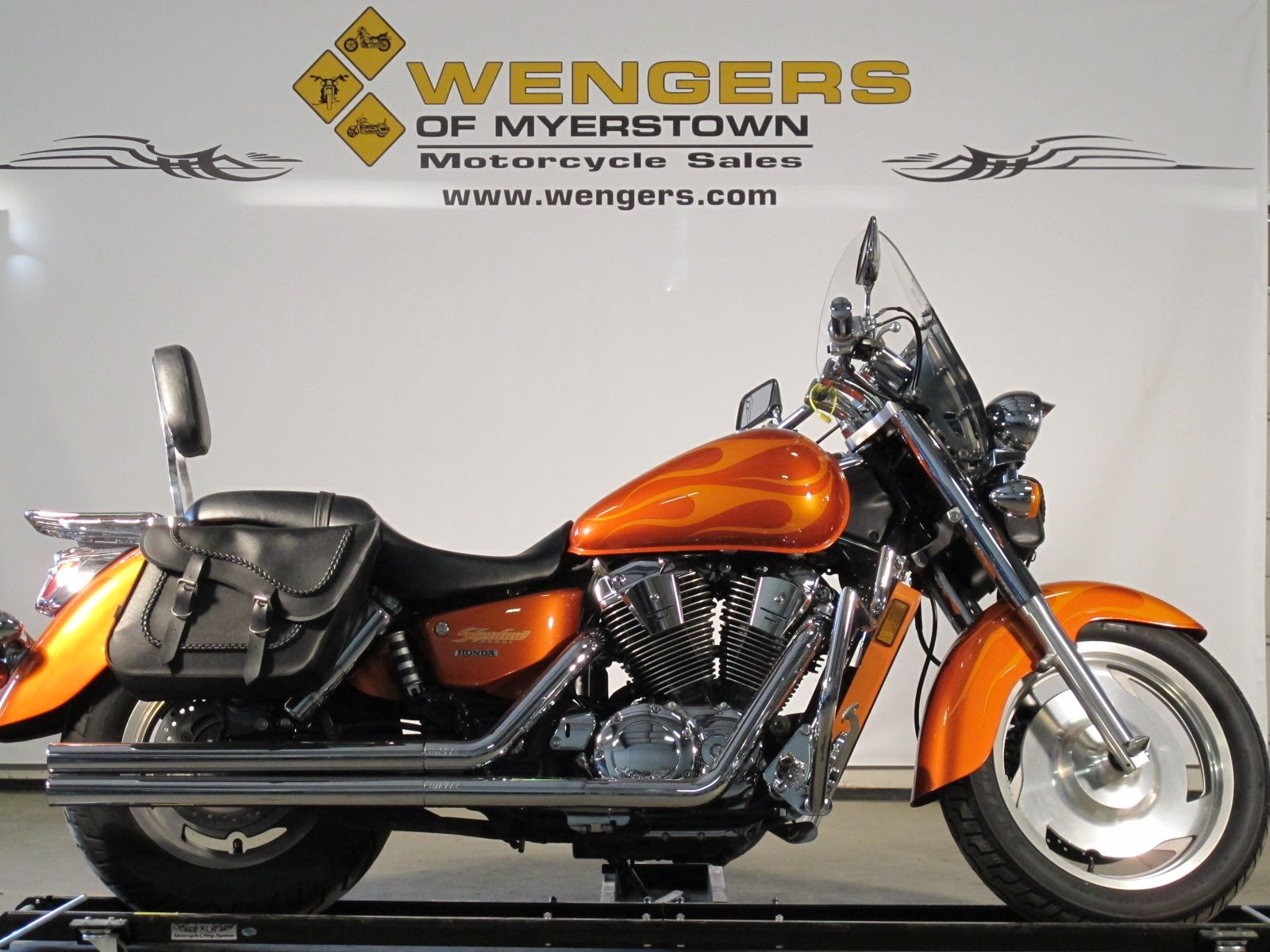 2002 honda shadow sabre 1100 for sale at wengers of myerstown only 4 250 sold [ 1600 x 1200 Pixel ]