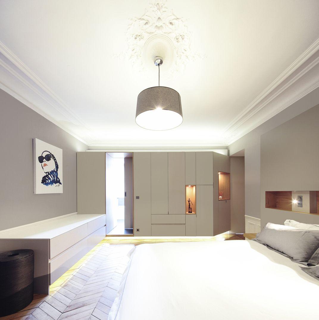 suite parentale deco pinterest suite master parental et chambre parents. Black Bedroom Furniture Sets. Home Design Ideas
