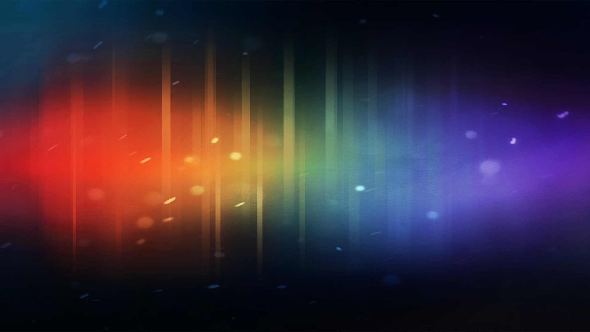 abstract colorful android ics pc wallpaper
