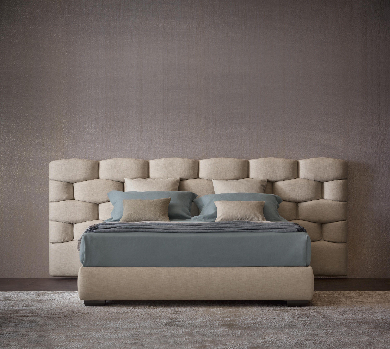 majal bed designer double beds from flou all information rh pinterest es