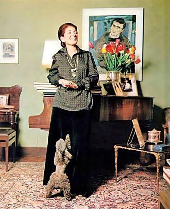 Maria Callas, Calla, Maria