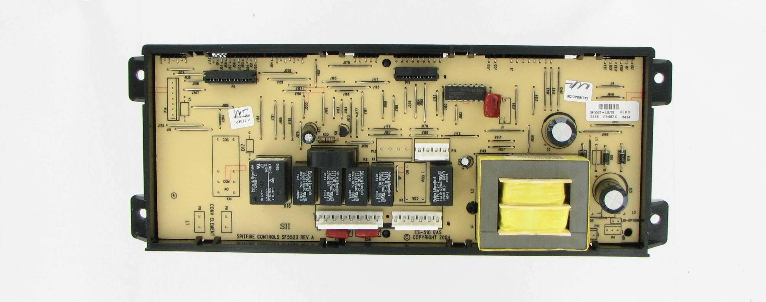 frigidaire electrolux kenmore 316418782 range clock timer rh pinterest es
