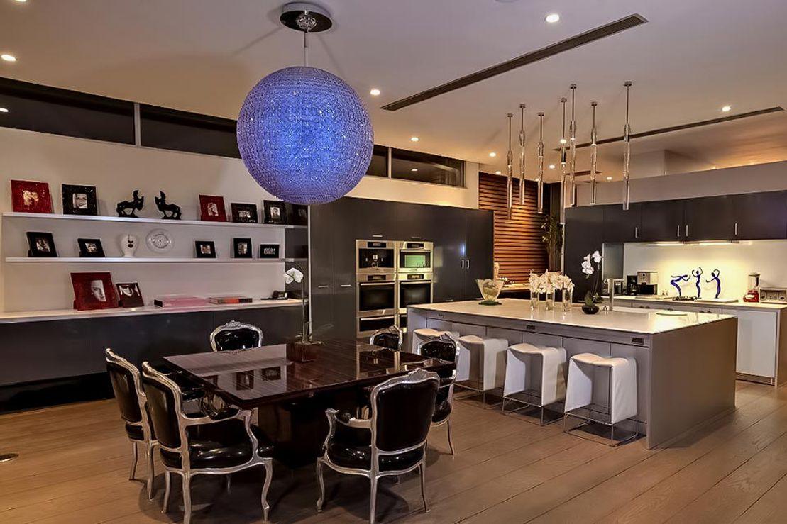 dj avicii acquires stunning hollywood home dining room homes rh pinterest com