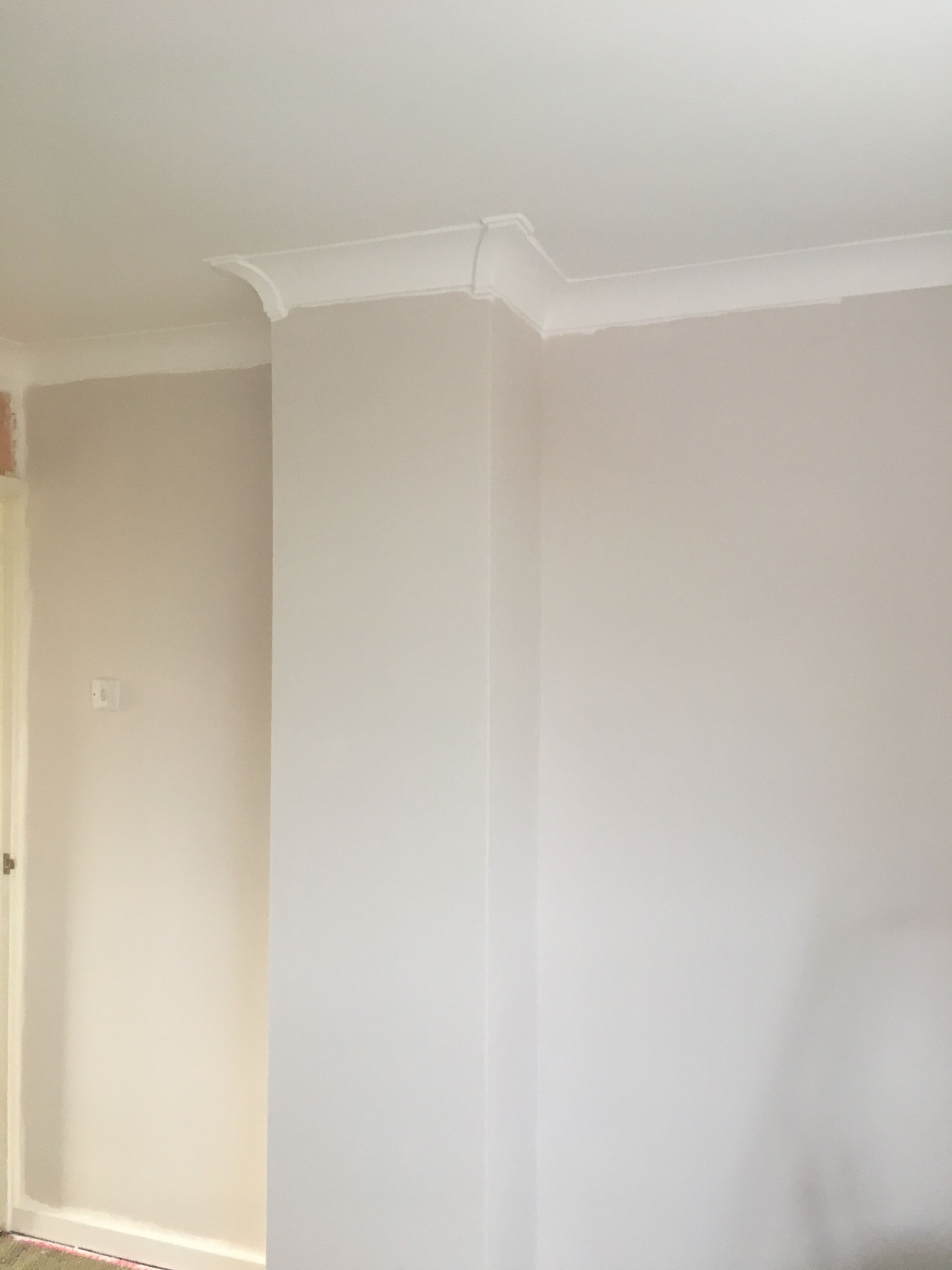 Dulux Nutmeg White In 2019 Dulux Nutmeg White Hallway