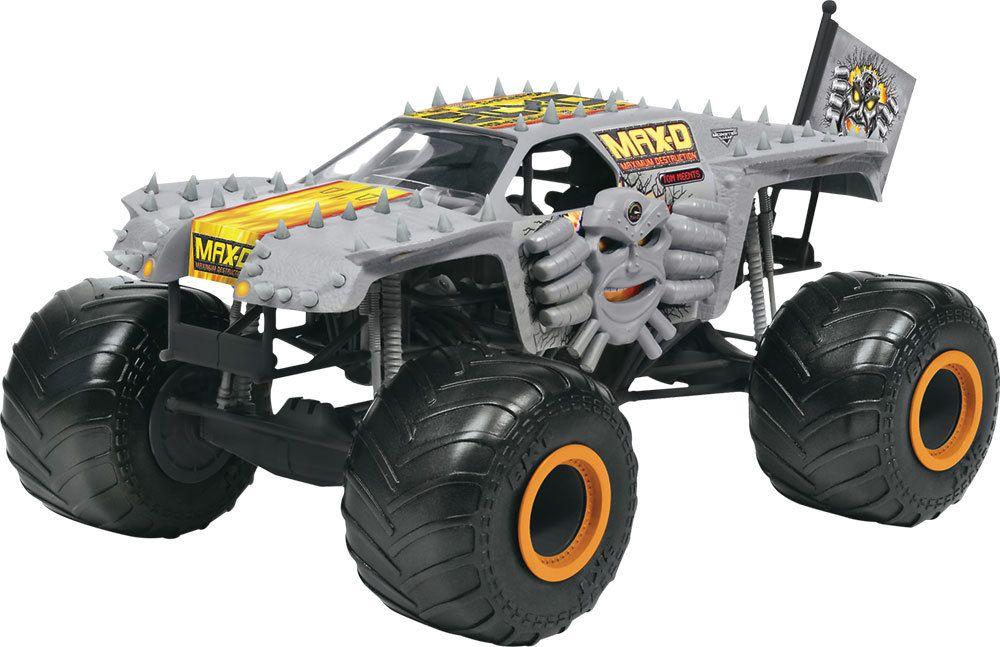Maxd Stock Quote Entrancing Megahobby  Maxd Maximum Destruction Monster Truck Snaptite 1