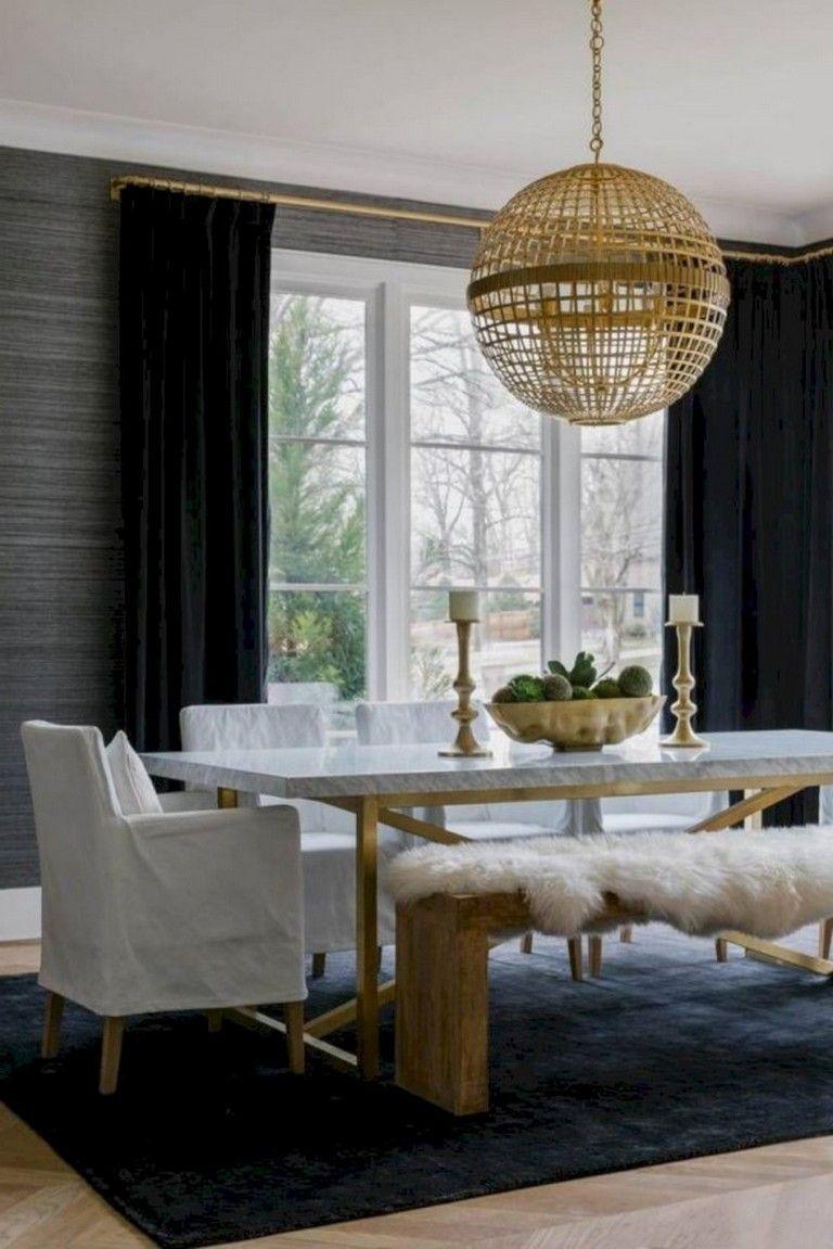 30 awesome dining room lighting ideas for big family interior rh pinterest com