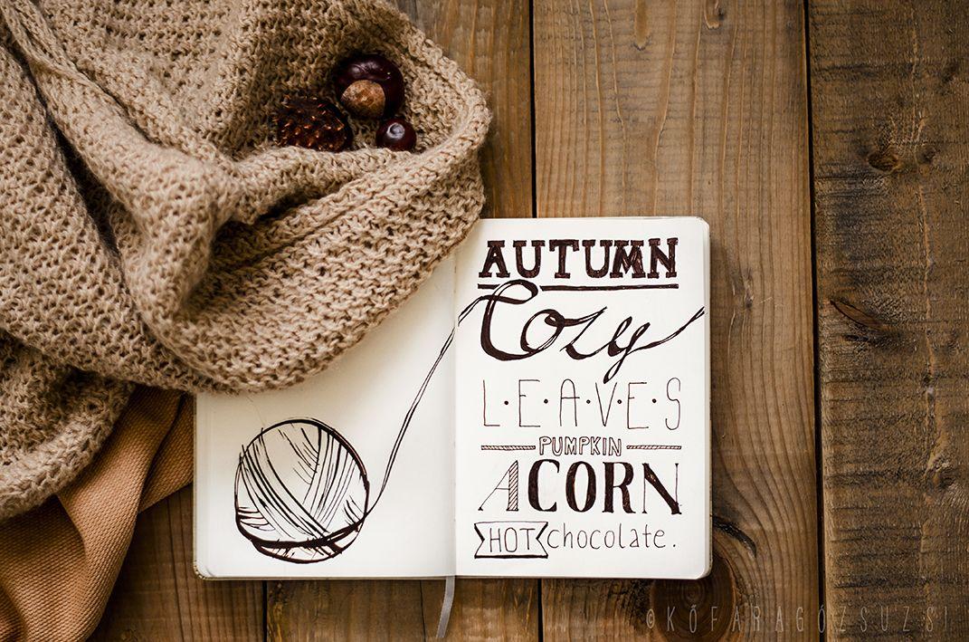 Cozy autumn by kofaragozsuzsiphotos