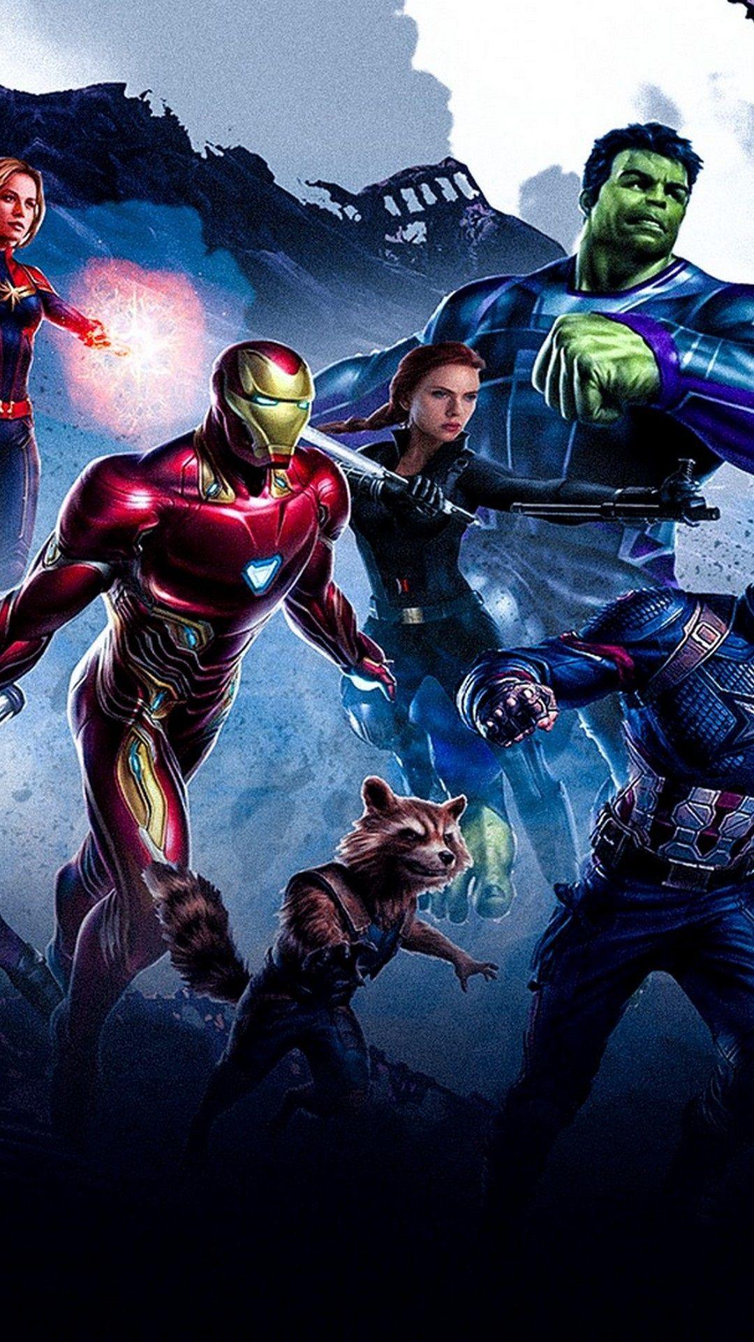 Avengers Endgame Iphone X Wallpaper Hd Best Phone Wallpaper Hd