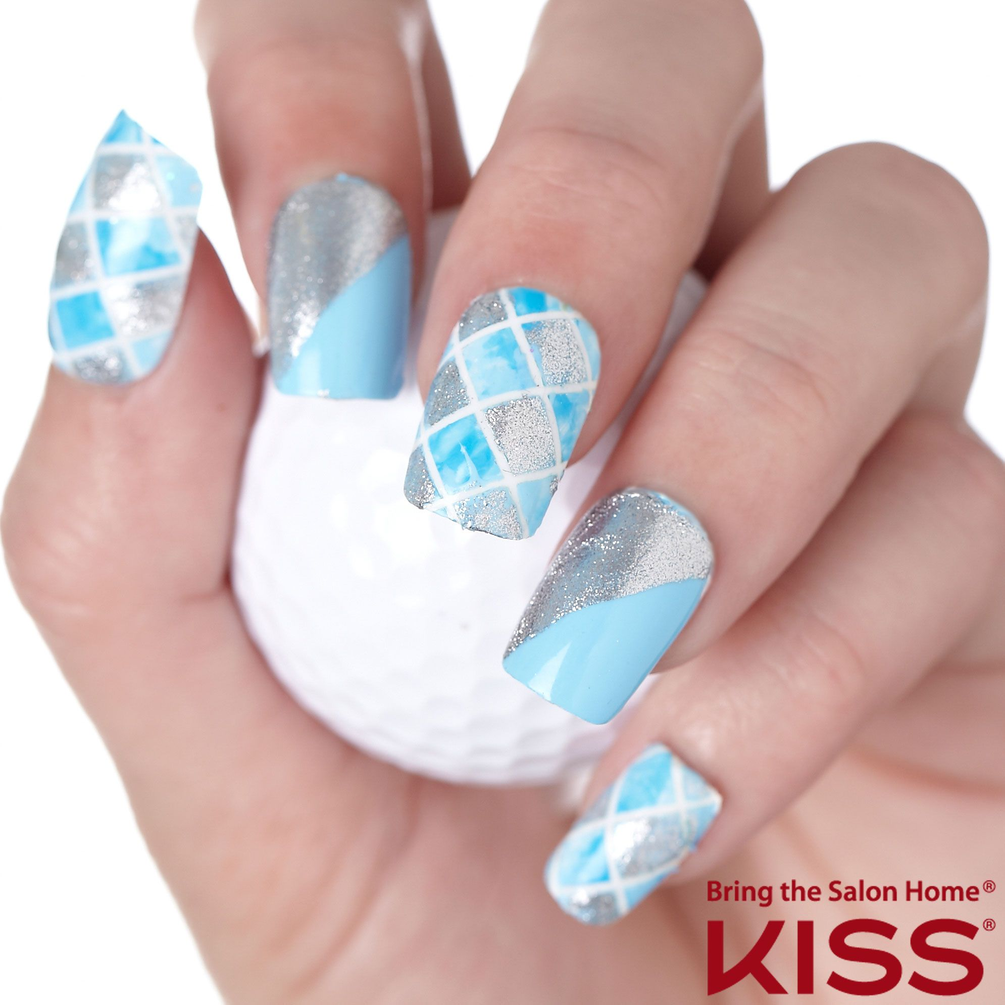 Are You Mad For Plaid Dress Up Your Manicure With Checkered Nail