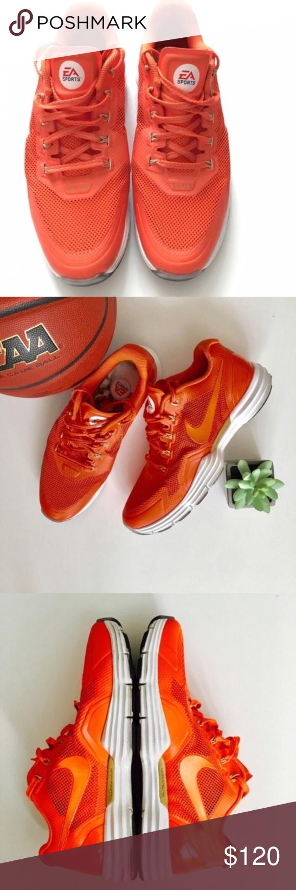 cheaper bac26 78579 Nike Barry Sanders Lunar NCAA Football Size 13 Nike Barry Sanders Nike  Lunar TR1 EA NCAA