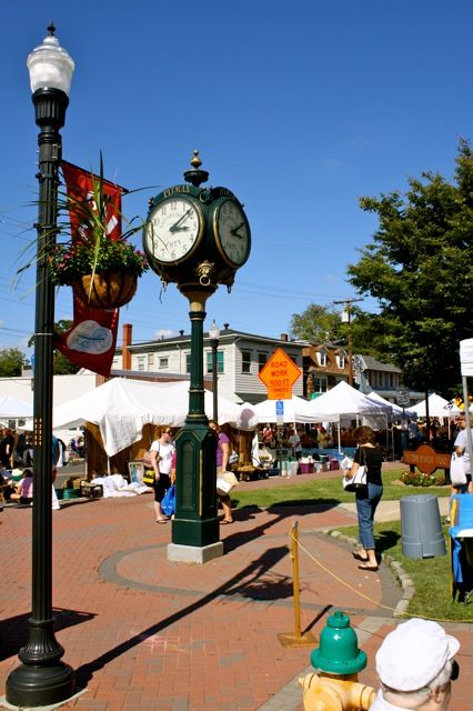 Pitman Craft Show Tomorrow Held On The Downtown Streets Of