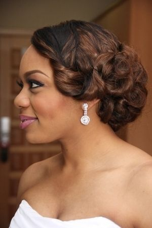 Wedding Hairstyles For Black Hair Download Hairstyles For Women - Wedding hairstyle download