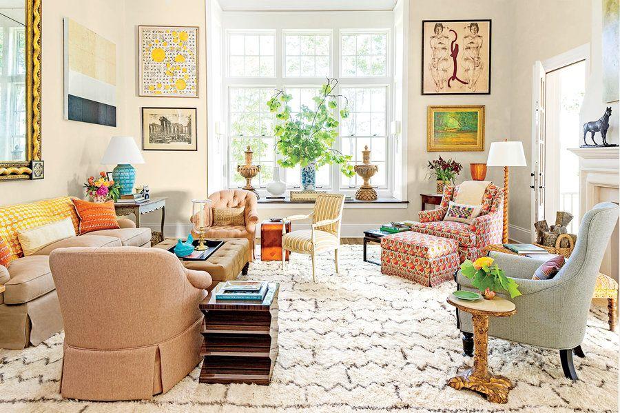 tour the 2015 idea house in 2019 new living room ideas living rh pinterest com