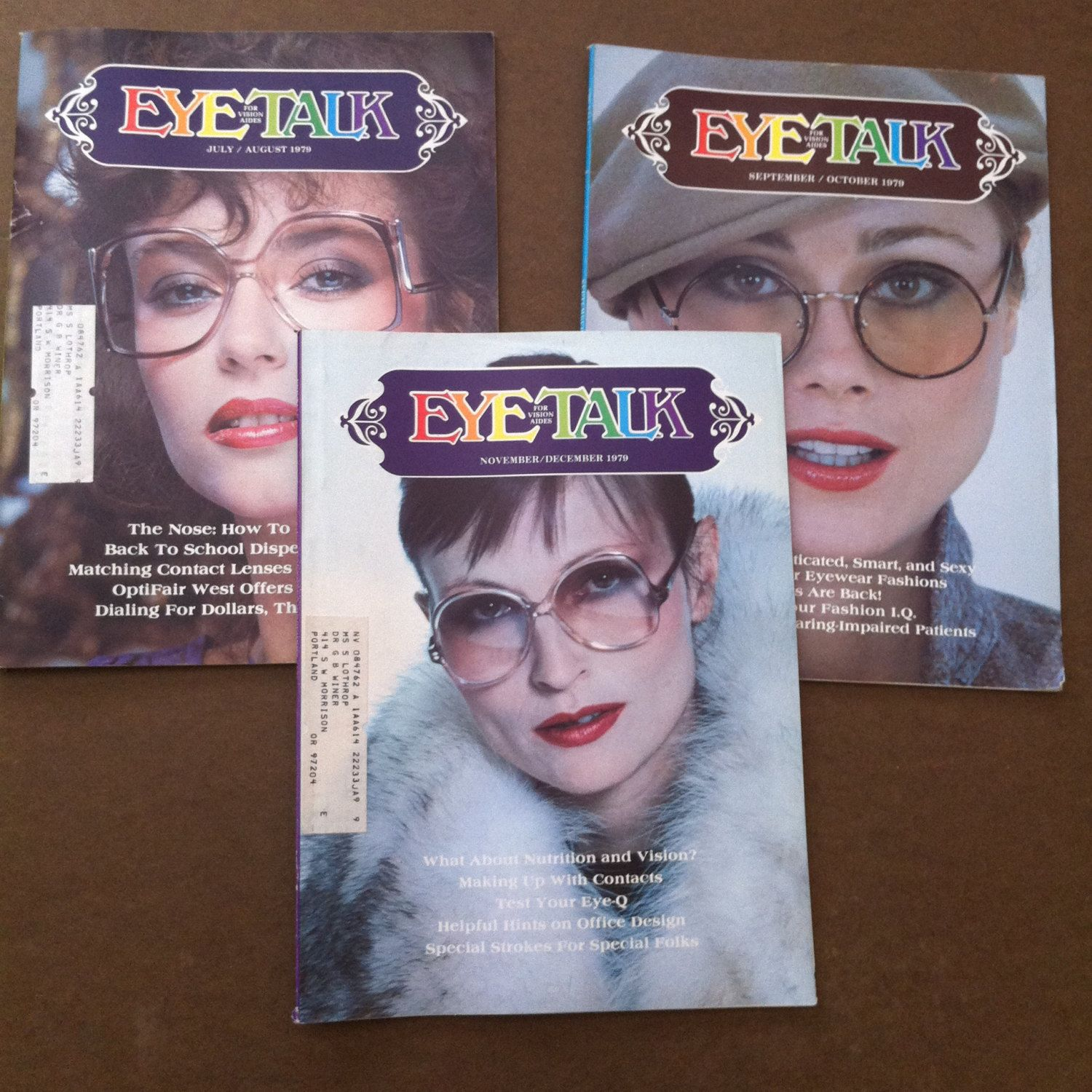 Eye vision fashion magazine Hawk eye vision with eyewear brand KITE PHOENIX Magazine