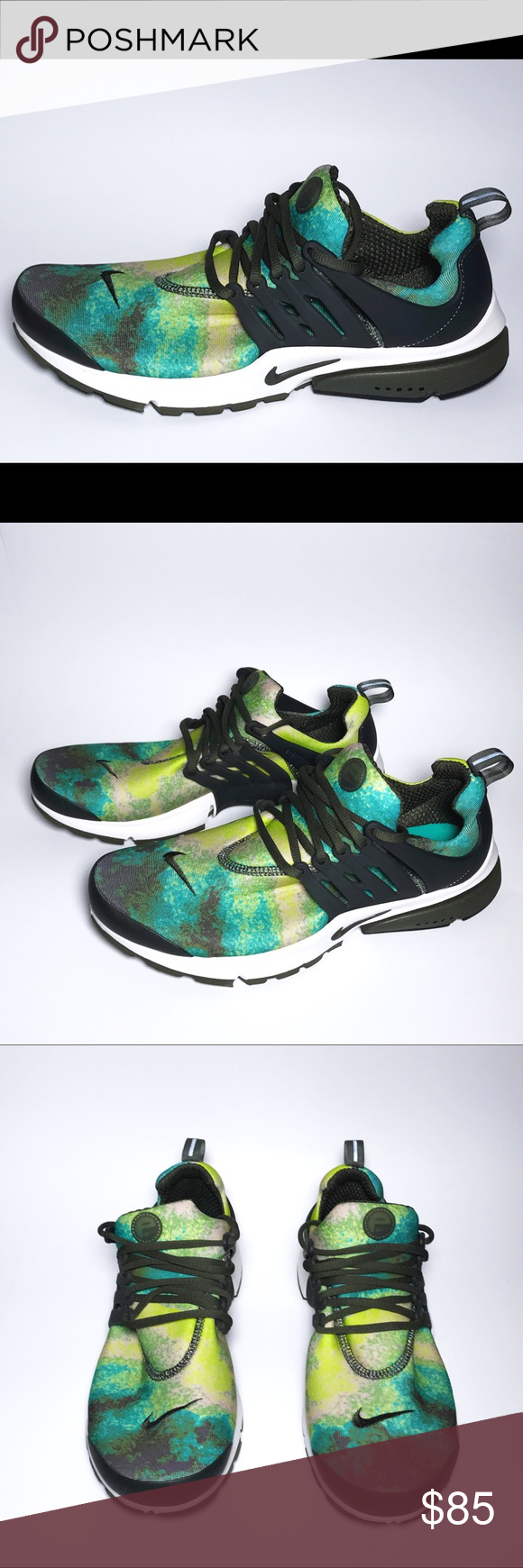 0ec4eb3c794403 Nike Air Presto GPX Phantom Khaki Jade Size 10 Nike Air Presto GPX brand  new in original box. These are one of the most comfortable running shoes on  the ...