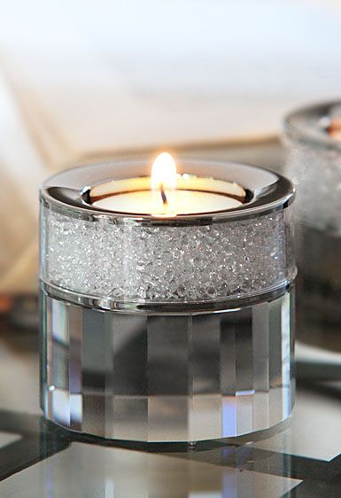 Candleholder Glass Candles Tea Light Candle Holder Shabby lumini