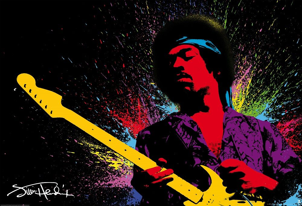 HD Jimi Hendrix Wallpapers And Photos Celebrities 640x1136 36