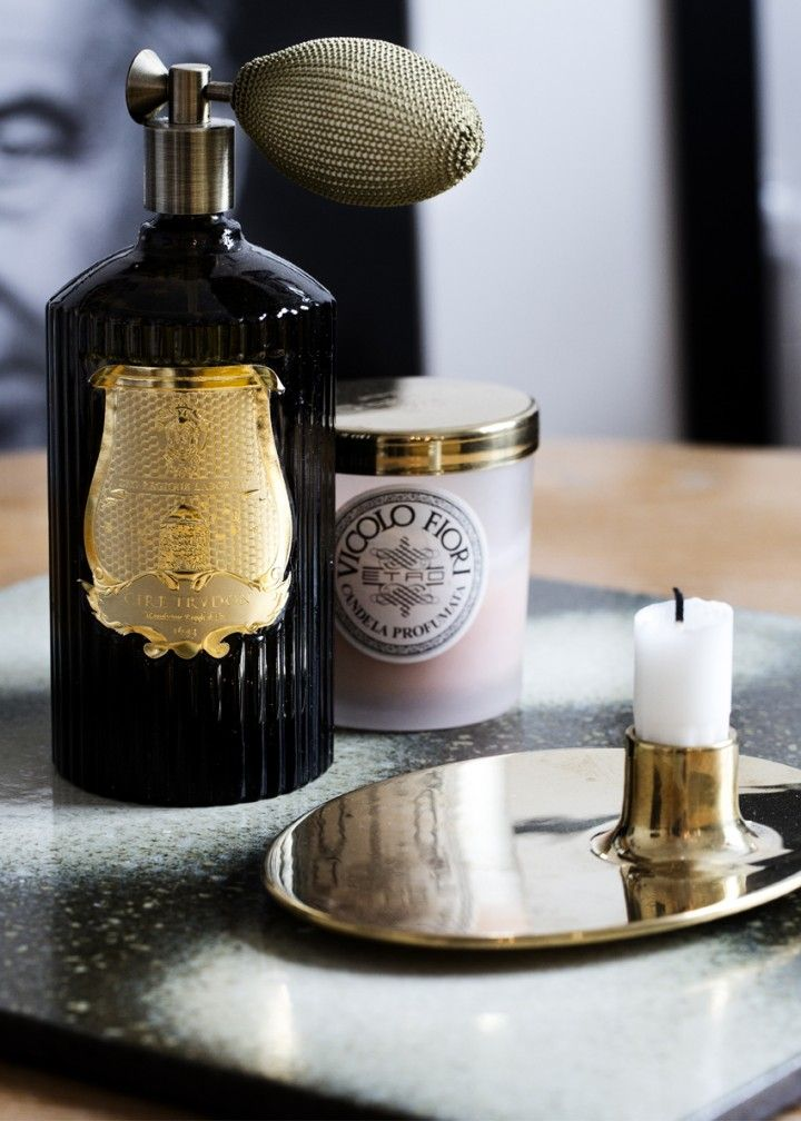 Touch Of Pink Cire Trudon Home Scents Home Fragrances