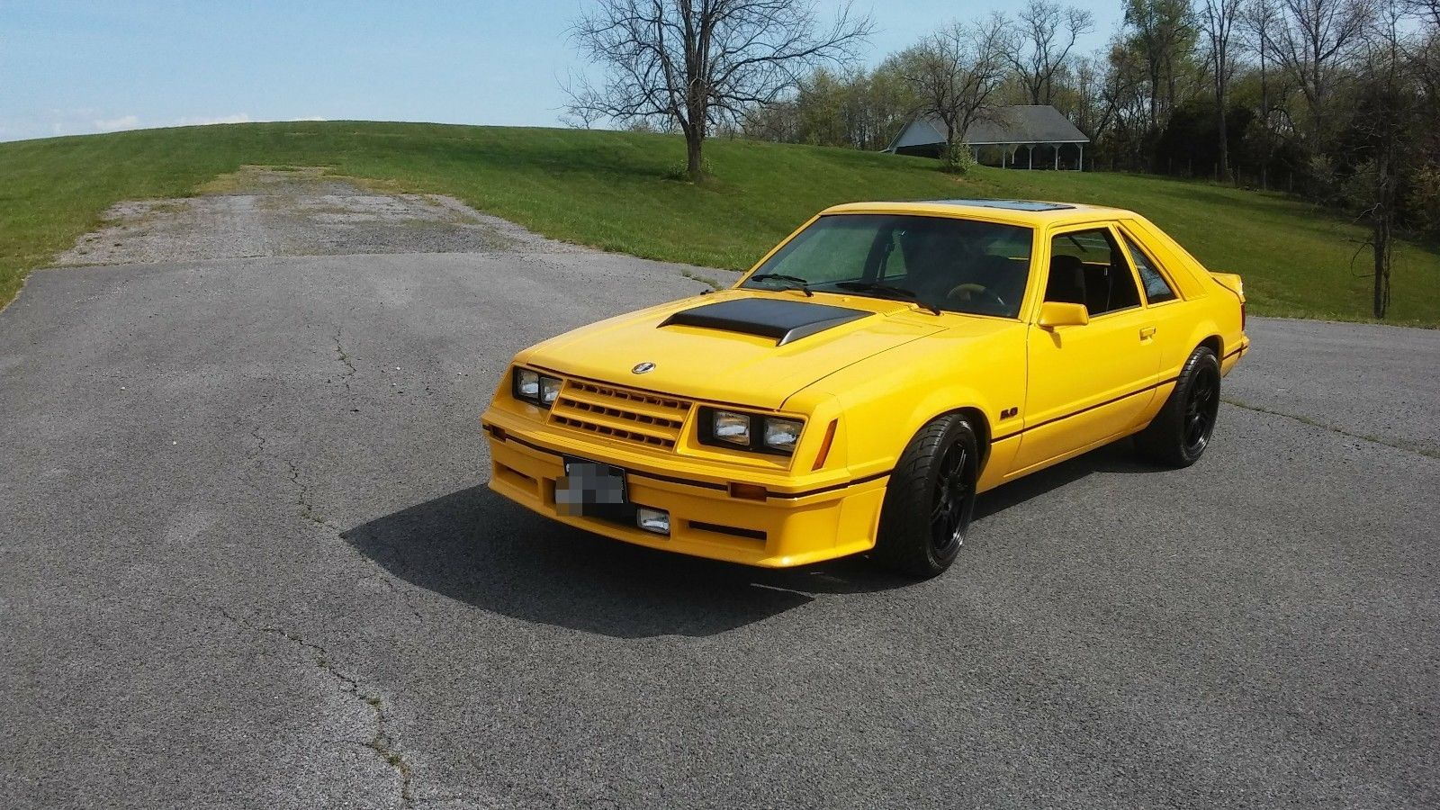 Ebay 1982 Ford Mustang Gt 1982 Ford Mustang Gt Fordmustang Ford