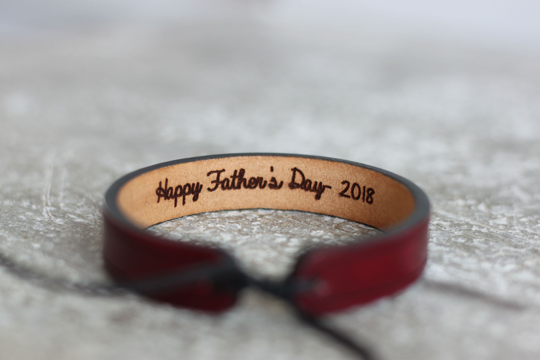 Custom fathers daygift for dadpersonalizedboyfriend