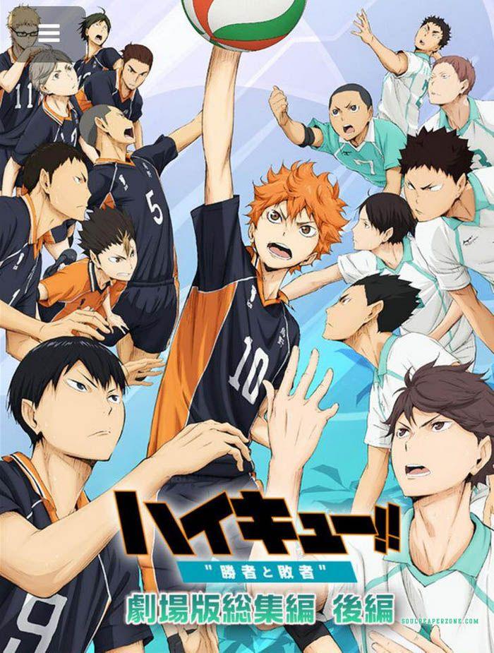 Download Anime Haikyuu Season 2 : download, anime, haikyuu, season, Haikyuu!!, Movie, Shousha, Haisha, Bluray, 1080p, English, Subbed, Download, Haikyuu, Anime,, Haikyuu,, Anime