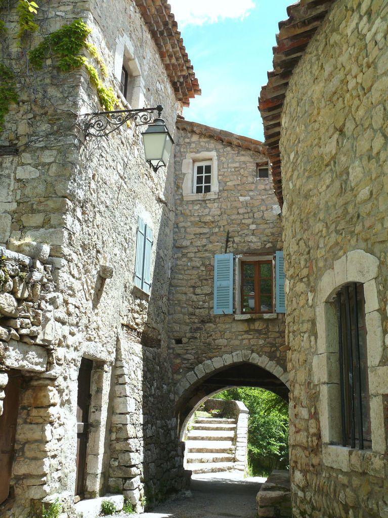 Plus Beaux Villages Du Var : beaux, villages, Village, Médiéval, France, Recherche, Google, Provence, France,, Provence,, Romantic, Travel
