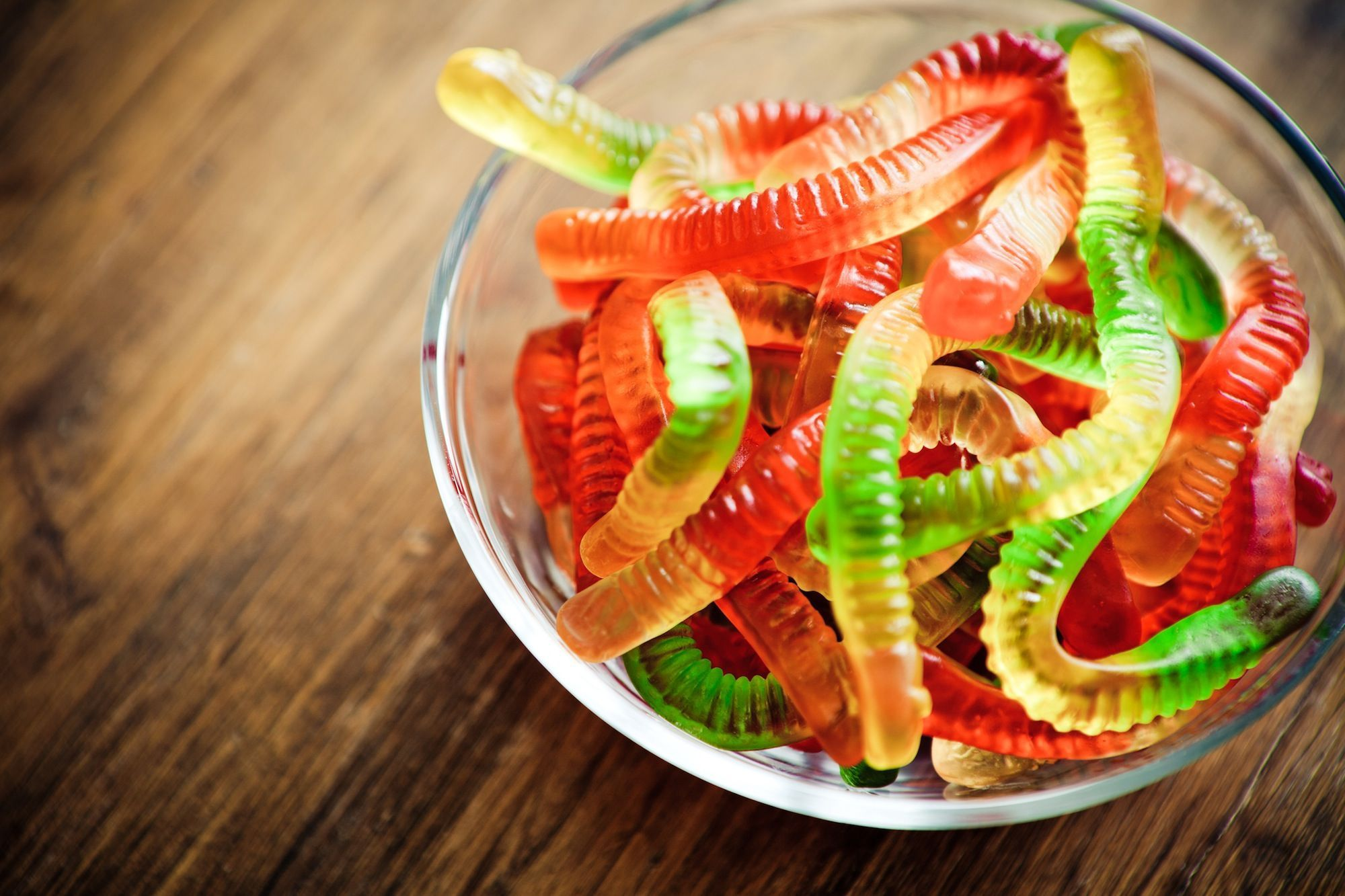 Turn Gummy Worms Into Frankenworms For Mad Science
