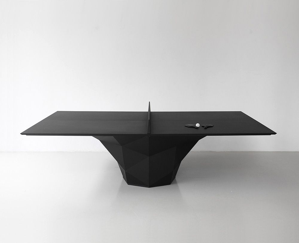 The Ephemeralist By Public Ping Pong Worldwide (POPP) | OBJECT | Pinterest  | Dinning Table, Game Rooms And Concrete