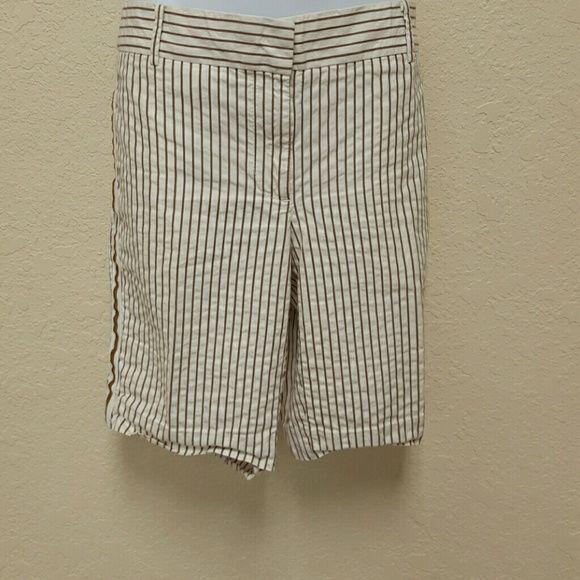 J crew shorts Tan j crew shorts city fit J. Crew Shorts