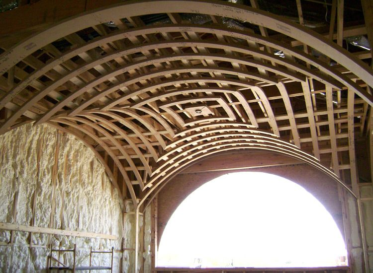 Groin Vault Ceiling Systems Groin Vaulted Ceiling Ideas