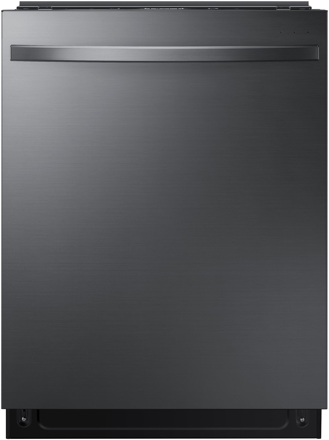 Samsung 24 Fingerprint Resistant Black Stainless Steel Built In Dishwasher Dw80r7061ug Aa Built In Dishwasher Black Stainless Steel Steel Tub