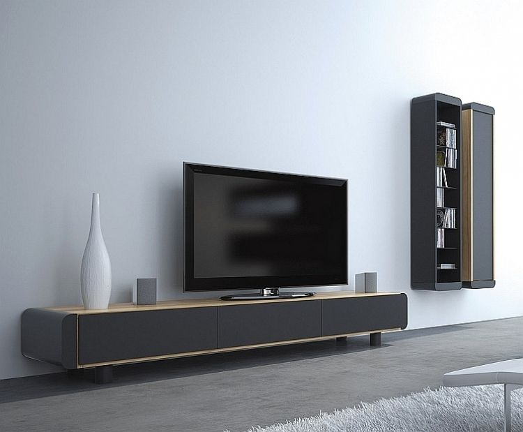 Design Tv Lowboard nett design tv möbel lowboard einrichtung