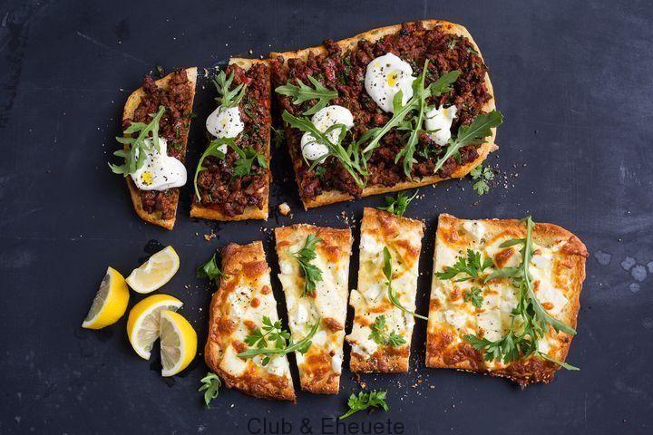 Fullyloaded Turkish bread