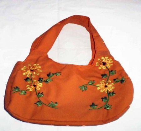 1000+ images about bolsos bordados con cintas on Pinterest