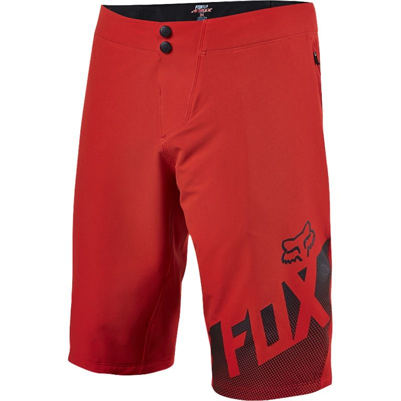 be5d4ffb013 Fox Altitude Short (red)